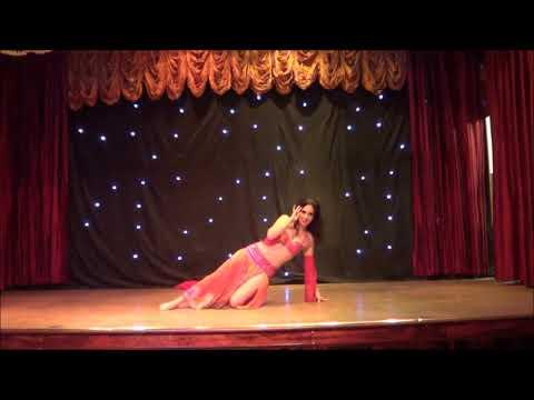 Esther Bellydancer Turkish at Casino el Layl Liverpool