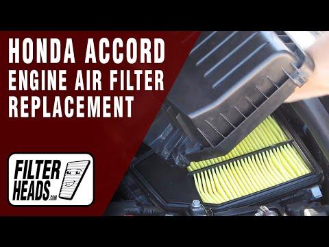 Genuine OEM Honda Accord V6 Engine Air /& Cabin Filter  2013-2017 Six Cylinder