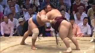 Июльский турнир по сумо 2014 года, 13-15 дни Hагоя Басё Nagoya Basho