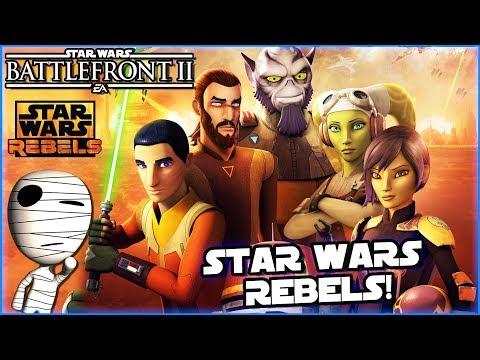 Meine Meinung zu Star Wars Rebels! - Star Wars Battlefront II #209 - Tombie Lets Play thumbnail