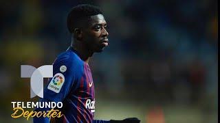 El Barcelona se harta y le da un ultimátum a Ousmane Dembélé | Telemundo Deportes