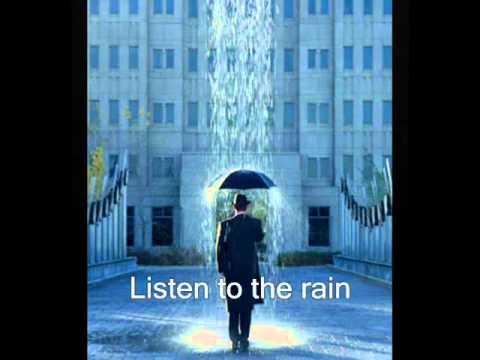EVANESCENCE...Listen To The Rain ..  on screen lyrics