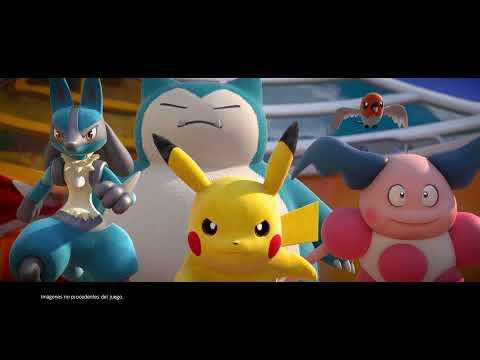 ¡Pokémon UNITE llega este verano!