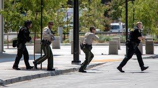 First responders train for dangerous BART emergency