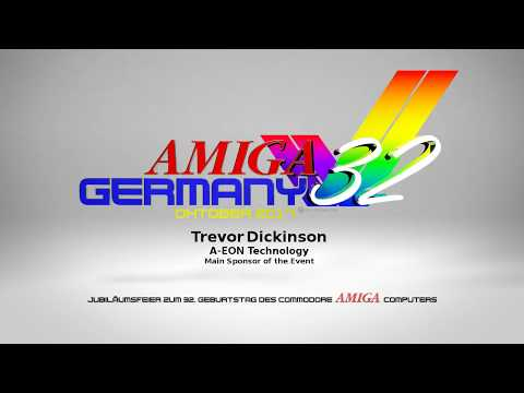 Amiga32, Neuss: 14 - Trevor Dickinson (A-EON) [English]