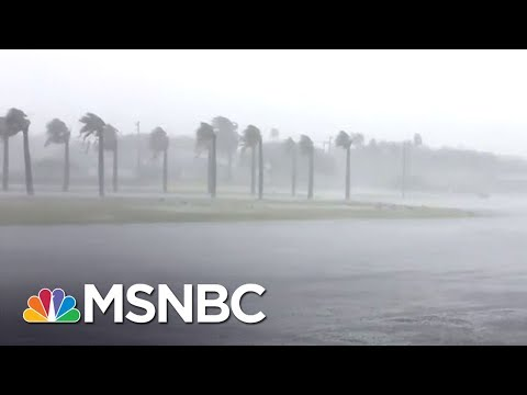 Houston Hazards Multiply As Flooding Worsens | Rachel Maddow | MSNBC