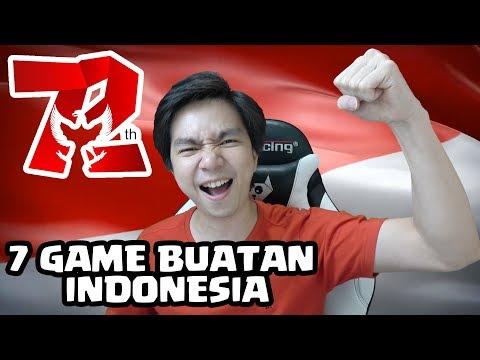 7 Game Indonesia Di Hari Kemerdekaan yang ke 72