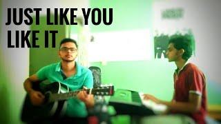 Just like you like it - Backstreet Boys   Acoustic cover   Instrumental