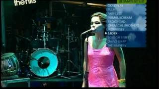Björk -Glastonbury1994-Human Behaviour[HQ][HD]