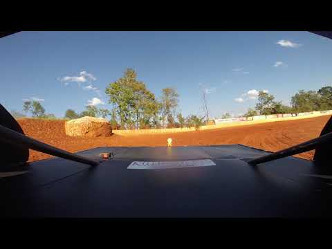 East Lincoln Speedway 9-7-19 Stock 4 Rear Cam Hot Laps Alexus Motes