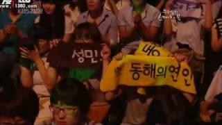[中韓字]10.07.24 寫生簿 Super Junior- Good person & No other