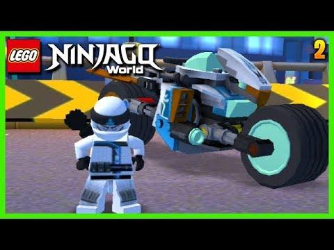 Kupiłem Mega Bronie Lego Ninjago Ride Ninja Synowie Garmadona
