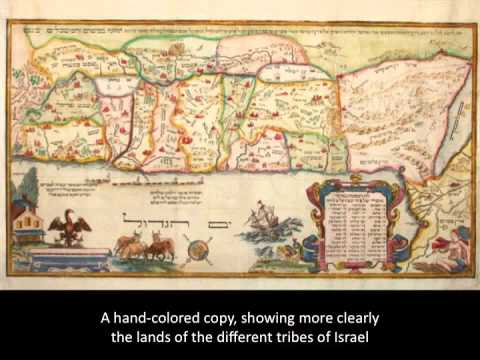 From the Wonders of Creation to the Holy Land: The Maps of the African & Middle Eastern Division