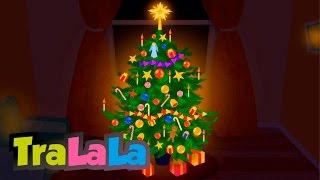 Bradutul - Cantece de iarna pentru copii TraLaLa