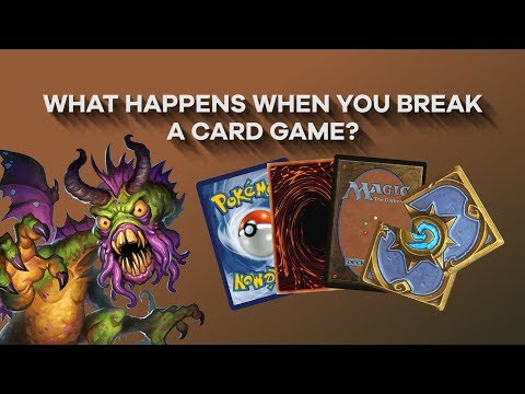 When Card Games Break