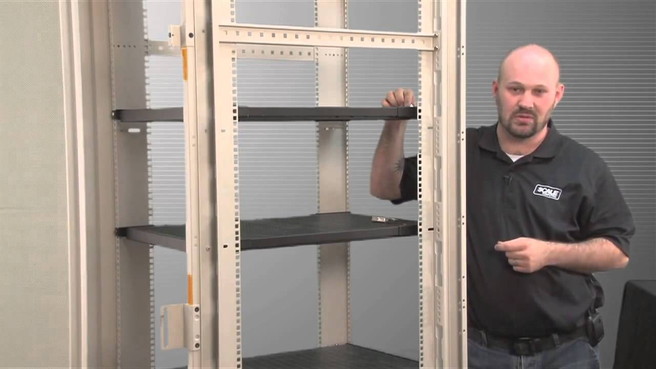Steps To Rack Mount Tu Rack Rack Server Rack Cabinet