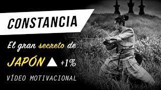 Gambar cover CONSTANCIA (Vídeo Motivacional) - Seguir ADELANTE con Esfuerzo, Motivación, Disciplina y Dedicación