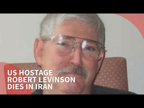 US hostage Robert Levinson dies in Iran