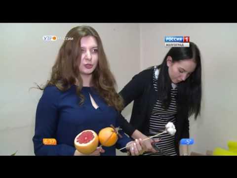 Букет из фруктов – оригинальный подарок на Новый год