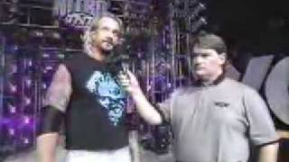 nWo Wolfpac promo/DDP in the Red& Black?
