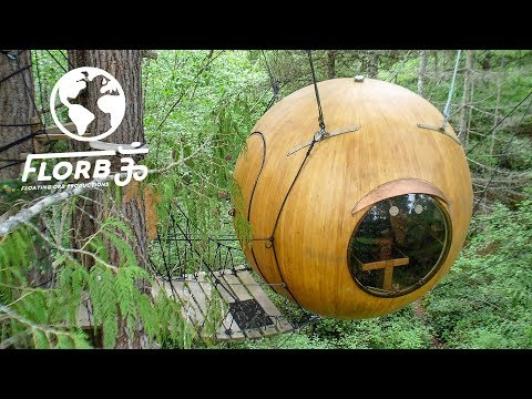 tiny-spherical-tree-house-designed-for-minimal-damage-to-the-forest