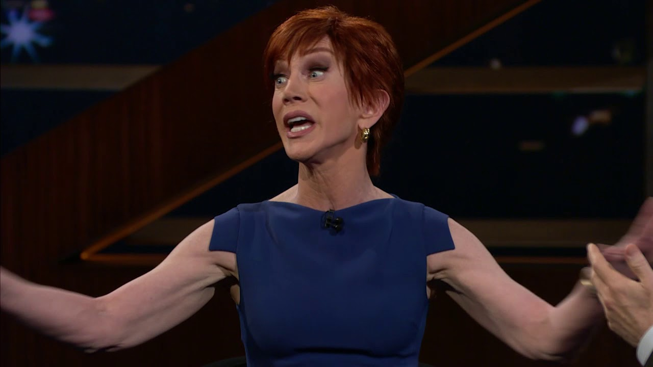 Kathy Griffin  Laugh Your Head Off   Real Time with Bill Maher  HBO     Kathy Griffin  Laugh Your Head Off   Real Time with Bill Maher  HBO