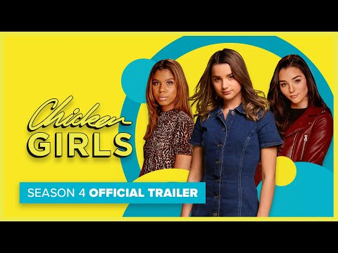 CHICKEN GIRLS | Season 4 | Official Trailer