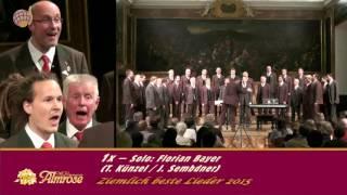 1x (Die Prinzen) Live - MGV Almrose Radenthein - Solo: Florian Bayer - Minoritensaal Graz - 2015