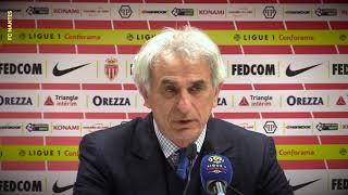 AS Monaco - FC Nantes : la réaction de Vahid Halilhodzic