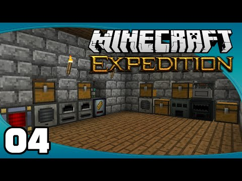 Minecraft Expedition - Ep. 4: Moar Machines! | Minecraft Modded Survival Let's Play