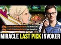 MIRACLE [Troll Warlord] The Monster Undefeated Cancer Gameplay 7.22 Dota 2