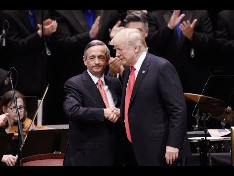 Trump's Pastor: God Says He's Fine With Nuclear Genocide!