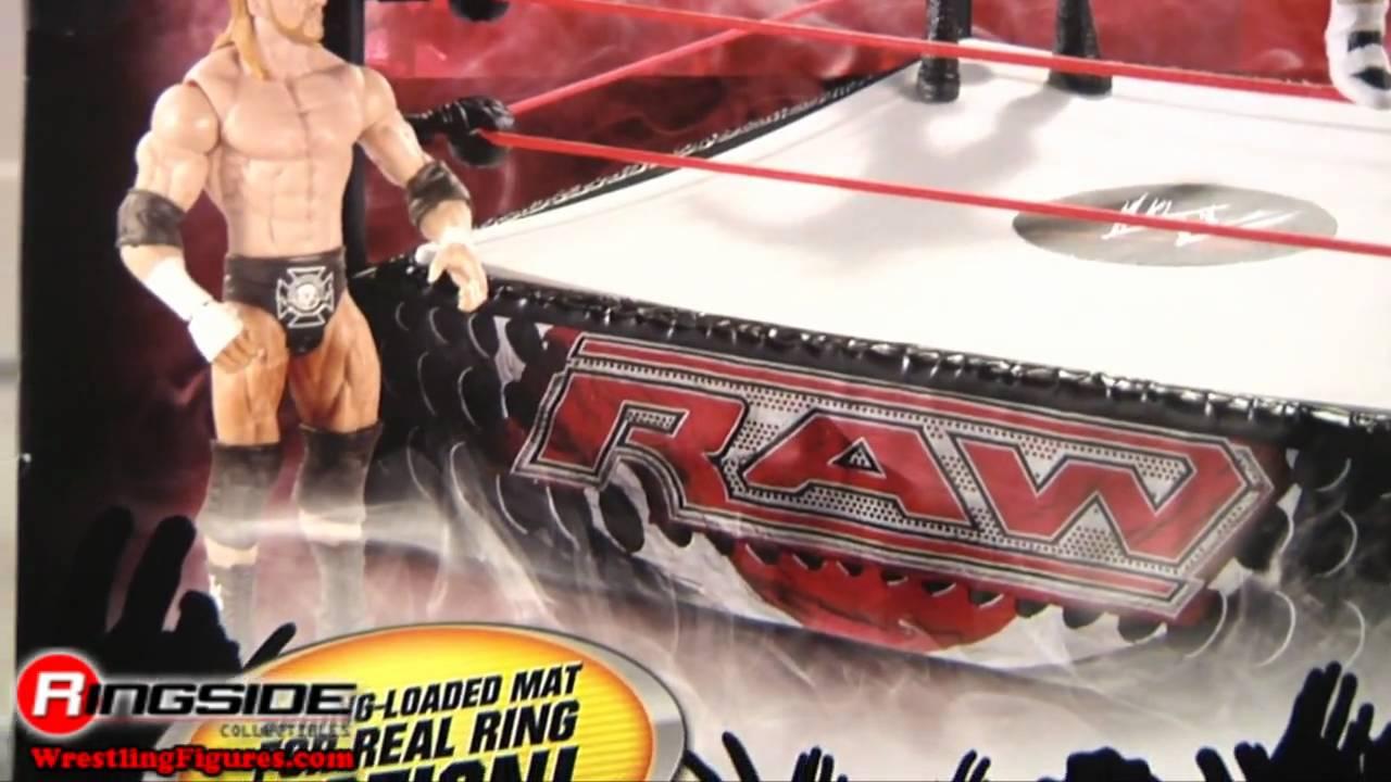 Wwe Toys Raw Ring