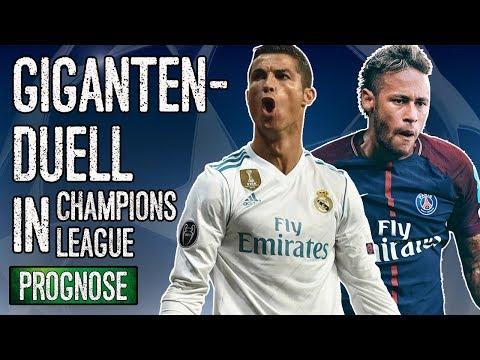Champions League: Favoriten vor dem Aus?! |Prognose