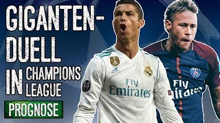 Champions League: Favoriten vor dem Aus! | Prognose