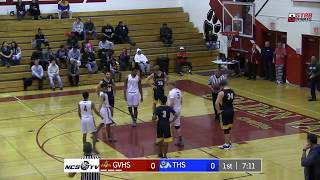 Turlock vs Golden Valley High School Boys Basketball LIVE 12/10/18