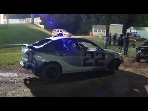Accord Speedway 4 cyl feature 7-12-2019