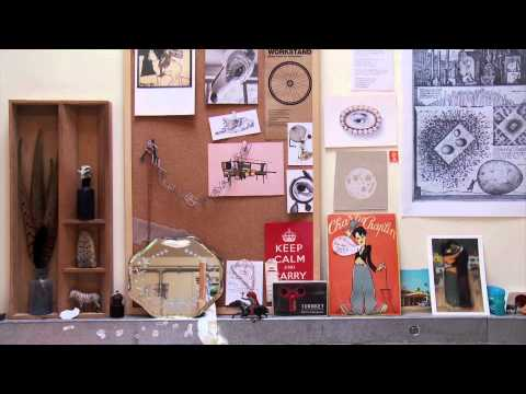 British Crafts Council show reel 2013