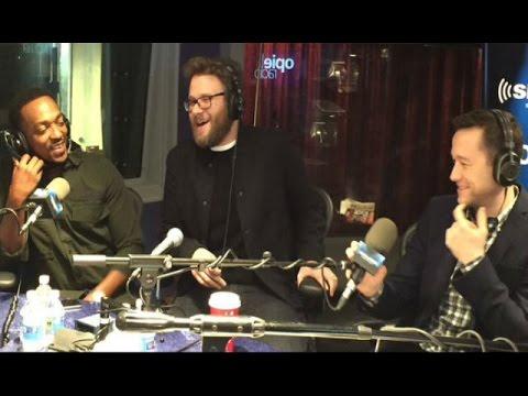 Opie & Jim Norton - Seth Rogen, Anthony Mackie, Joseph Gordon-Levitt, Oliver Platt (11-17-2015)