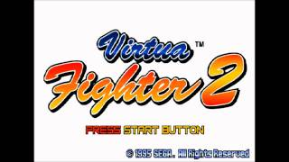 Virtua Fighter 2 - Sarah