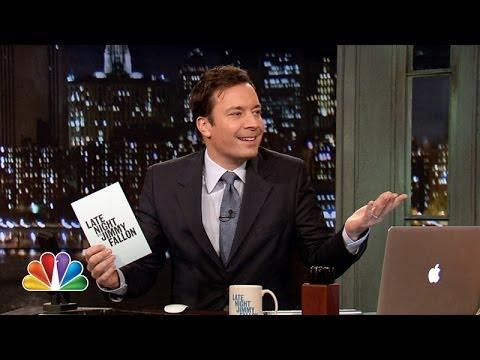 Hashtags: #MyDumbInjury (Late Night with Jimmy Fallon ...