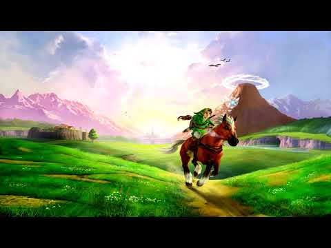 Zelda & Chill ~ Song of Storms (10 HOUR VERSION)