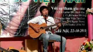 Ctrinh Ra mắt CLB Guitar Gỗ VN - New divide - CLB guitar FTU