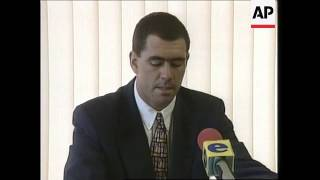 Video SOUTH AFRICA: HANSIE CRONJE READS STATEMENT download MP3, 3GP, MP4, WEBM, AVI, FLV Oktober 2017