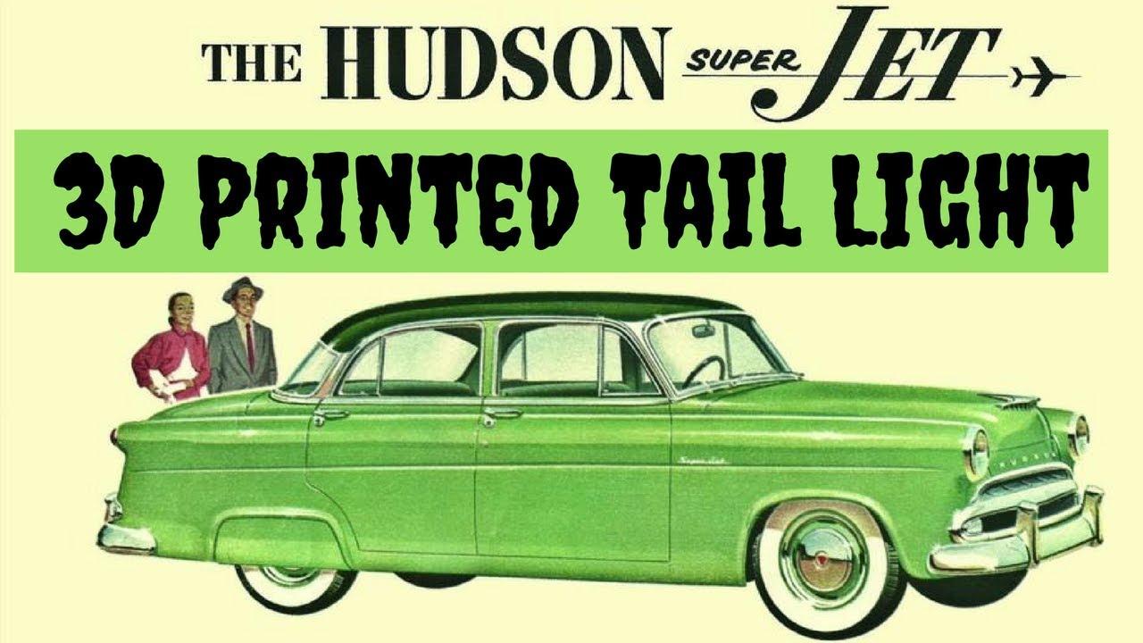 3d printed classic car parts