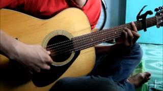 intro hay Nơi Tình Yêu Kết Thúc--Bùi Anh Tuấn cover (guitar vang)