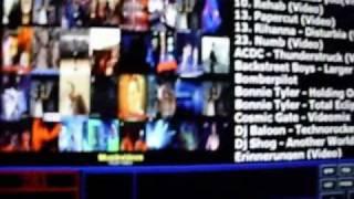 Touchscreen Jukebox Musikbox mp3 SK JUKEBOX Video1