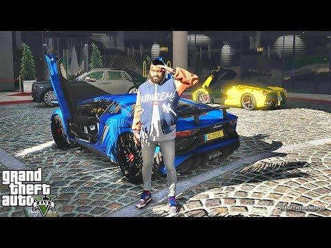GTA 5 REAL LIFE MOD #378 VALET !!! (GTA 5 REAL LIFE MODS)