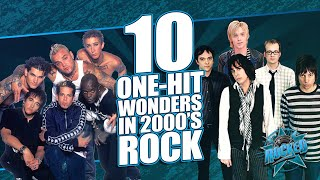 10 One-Hit Wonders In 2000's Rock   Rocked