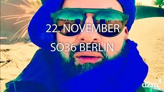 Shantel & Bucovina Club Orkestar - SHANTOLOGY LIVE am 22.11.2018 im SO36 Berlin